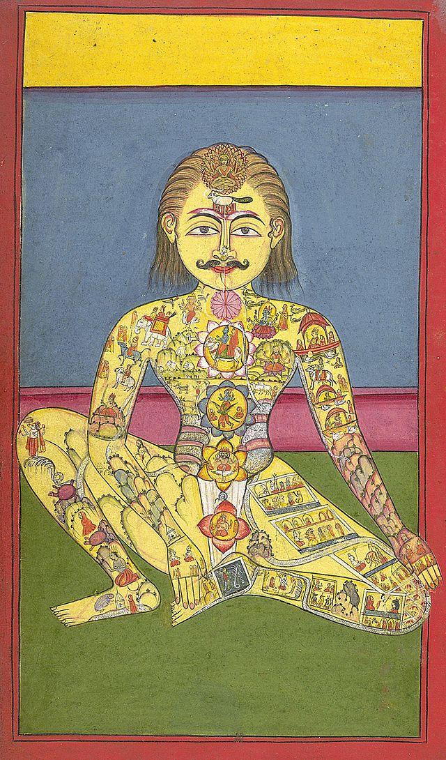 Purificazione dei Chakra