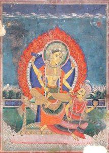 Incontro sui mantra della tradizione tantrica.