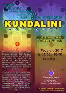 La Purificazione dei Chakra- Kundalini - Workshop di Andrea Camerini
