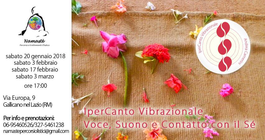 IperCanto Vibrazionale - Andrea Camerini